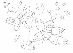 Cute butterflies. Great for a little girl.