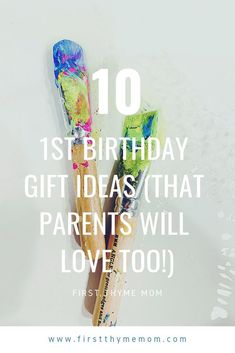 Non-Messy, Less Than 3 Pieces Toys For Babies. Birthday Gift Ideas That The Parents Will Love Too. Gift ideas for one year old baby boys and girls. Baby's First Birthday Gifts, 1 Year Birthday, Birthday Gifts For Girls, 1st Boy Birthday, Birthday Ideas, Frozen Birthday, Birthday Photos, One Year Old Gift Ideas, One Year Old Baby