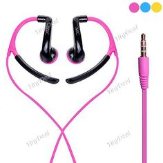 IN-042 Sport 3.5mm In-Ear Earphone Headphone Headset with Mic EEP-375602
