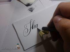 Oblique Peb Holder Handmade for calligraphy, Easy way to have got a very very cheap oblique pen holder. Tutorial para hacerse un palillero oblicuo para calig...