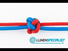 8.4 Softshackle knoop (diamant knoop) - YouTube