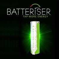 Batteriser is the world's first micro-thin sleeve that slips over your batteries and instantly extends their life by up to 8x. Most devices only tap a fraction of a battery's energy. Batteriser taps into the remaining energy that's usually discarded.
