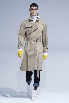Edmund Ooi Men's RTW Fall 2016 Fashion News, Men's Fashion, Fashion Design, Topcoat, Fall 2016, Wearable Art, Trench, Gentleman, Fall Winter