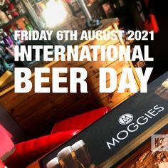 Friday 6th August 2021, INTERNATIONAL BEER DAY, that's all the excuse we need to celebrate with a cold one! Cheers everybody! Have a great Friday! 🍻 #KleenTexEurope #InternationalBeerDay #MakeMoreOfYourFloor International Beer Day, Have A Great Friday, World Leaders, United Kingdom, Marketing, Cheers, Cold, England