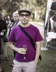 Raj Suri - About - Google+ in #Sydney #Australia - supporting International #WomensDay 2015 - #purple