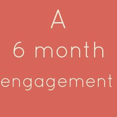 Engagement Wedding Planning Checklist - different checklists for different time frames: 4 month, 6 month, and more.
