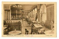 Königsberg (Pr.), Palast-Cafe, Innen