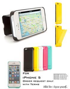 iPhone 5/S, SmartSound Case