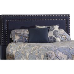 Found it at Wayfair - Ryder Upholstered Panel Headboard