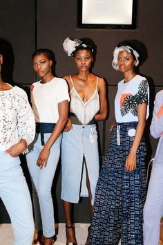 OXOSI Is African fashion's answer to Moda Operandi.