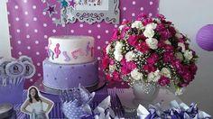 Flores en la mesa