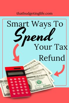 Wondering about smart ways use your tax refund? Check out these ideas to help out your financial status and budget your money better. Make smart choices! Tracking Expenses, Tax Refund, Money Saving Tips, Debt, Frugal, Budgeting, Mom, Life, Budget