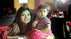 Beautiful Celebrity Couple Suneeta Marshal &038; Hasan Ahmed with their cute kids
