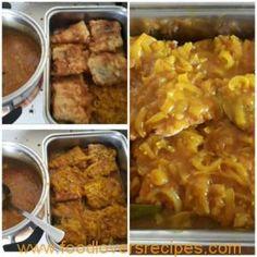 Food Lovers Recipes   OUMA HENNA SE WESKUS KERRIEVISOUMA HENNA SE WESKUS KERRIEVIS