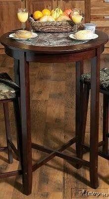 "30"" Mossy Oak break up camo espresso finish wood bar bistro table NEW , http://www.amazon.com/dp/B007WVD7OG/ref=cm_sw_r_pi_dp_X0Bwrb0MQGGFE"