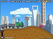 http://grajnik.pl/gry/pociagi/ - jeżeli lubisz pociągi to te gierki są dla Ciebie