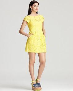 ShopStyle: Nanette Lepore Dress - Vamos