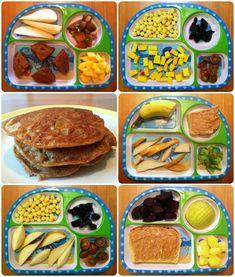 Vegan Mother Hubbard Toddler Meals