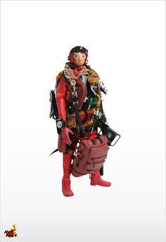 [Eric] Saw 1/6 scale figure HALO So Fans | Hot Toys Co., Ltd. Japan