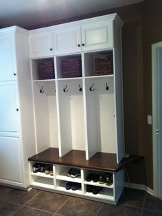 Launch pad --Laundry Room Small Laundry Room Design, Pictures, Remodel, Decor and Ideas - page 2