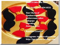 Need a one of a kind cake? Stefanie is your gal. Text now to order  347-634-8521 instagram: follow stefaniscakesnmore party tips http://partyentertainings.com