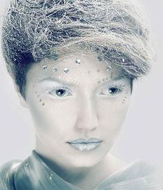 15 + Frozen, Ice, Princess, Fairy Make Up Ideas 2012 For Girls   Girlshue