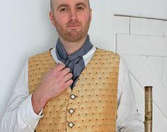 The Gamgee - Custom Hobbit Costume Waistcoat