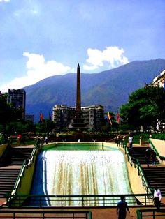 Plaza Altamira, Caracas Venezuela