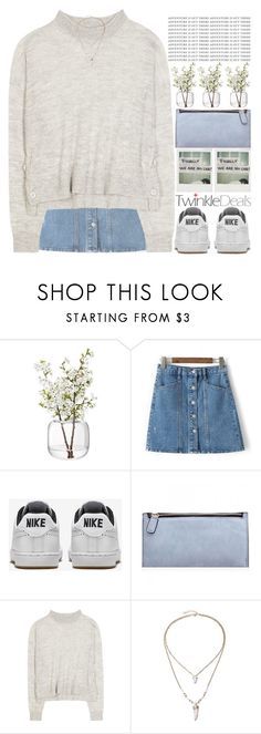 """i miss the way you cared about me"" by alienbabs ❤ liked on Polyvore featuring LSA International, Polaroid, NIKE, Acne Studios, vintage, clean, organized and twinkledeals"