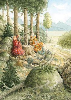 Postcard number 60 | Inge Löök