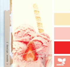 Awesome photos and color palettes for wedding, event, and home ideas!