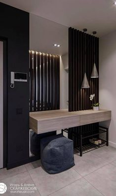 69 Ideas For Apartment Entrance Foyer House Interior, Apartment Design, Apartment Entrance, Apartment Interior, Hall Decor, Entryway Decor, Home Decor, House Interior, Home Interior Design