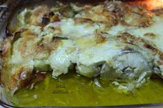 Pescada com Maionese no Forno / White Fish with Mayonnaise in the Oven