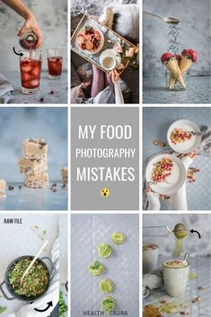 #foodphotography mistakes by Healthy Laura Food Photography & Styling. @healthylauracom HealthyLaura food blogger tips for DIY backgrounds & inspiration as food photographer & foodblogger. #foodphotographytips #foodstylingtips #photogaphyworkflow #foodstyling #foodblogging