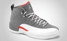 """Air Jordan 12 """"Cool Grey"""""""