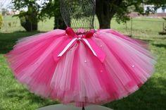 #pink #tutu #ballet #princess #fuchsia #pretty #girly #toddler #cute #littlecharmers