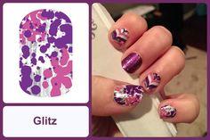 GLITZ Jamberry Nail Wrap #glitzjn