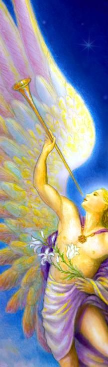 Notes from Joyea's Angel Haven: A Message from Archangel Gabriel