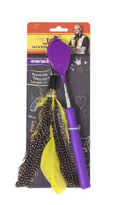 Jackson Galaxy Air Wand with 1 Toy -- Learn more by visiting the image link. (This is an affiliate link and I receive a commission for the sales)