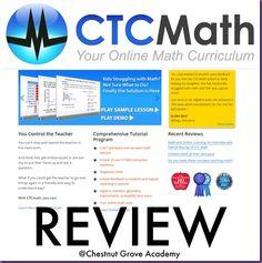 CTC Math review