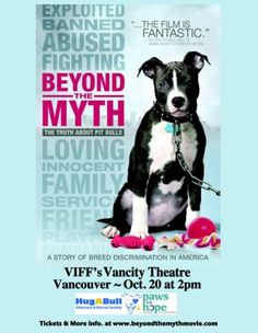 Beyond the Myth - a film about breed discrimination | Modern Dog magazine - the best dog magazine ever
