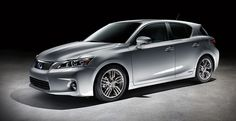 Lexus CT 200h hybrid compact