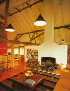 Houses Architects Live In – 1970s Interior Design | Just wow!