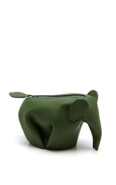 Ohhh my gosh!!! cutest thing I've ever seen as far as elephant products go...Loewe Elephant coin purse