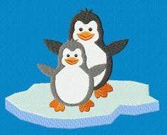 Image result for christmas penguins appliques