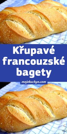 Czech Recipes, Banana Bread, Food And Drink, Cooking, Fit, Pizza, Retro, Kitchen, Shape