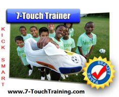Kick Smart Soccer Camp July 21-23, 2014 at Horizon Elementary in Sterling, VA 07-21-2014
