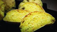 Pane di zucca fetta