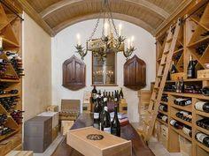 Wine Cellar, Italian style
