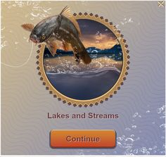 Lakes and Streams http://wp.me/p3xnRX-6d #letsfish